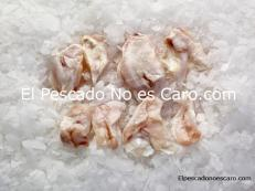 Cocochas de bacalao 